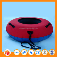 Inflatable Snow Tube Inflatable Saucer Sled for sale