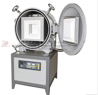 high temperature large pannel vacuum oven for school laboratory equipment