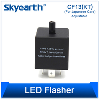 CF13 LED Flasher Relay for TOYOTA COROLLA/CAMRY