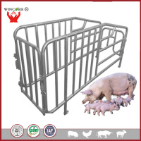 High quality hot dip galvanized durable Breeding Pig Cage