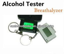 Elegant Gifts For Alcohol Tester For iPhone,Promotional Breathalyzer, Fits Into Pocket or Purse I-06