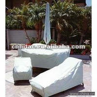 Nylon /Polyester Vinyl Outdoor Furniture Cover