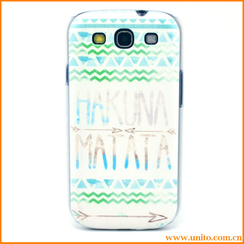 for samsung galaxy s3 factory price case,case s3