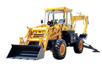 Shandong loaders new backhoe prices HR40-15