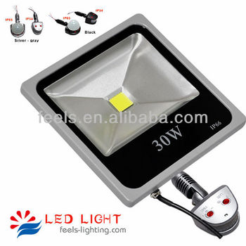 super bright new design outdoor PIR LED Flood Lamp
