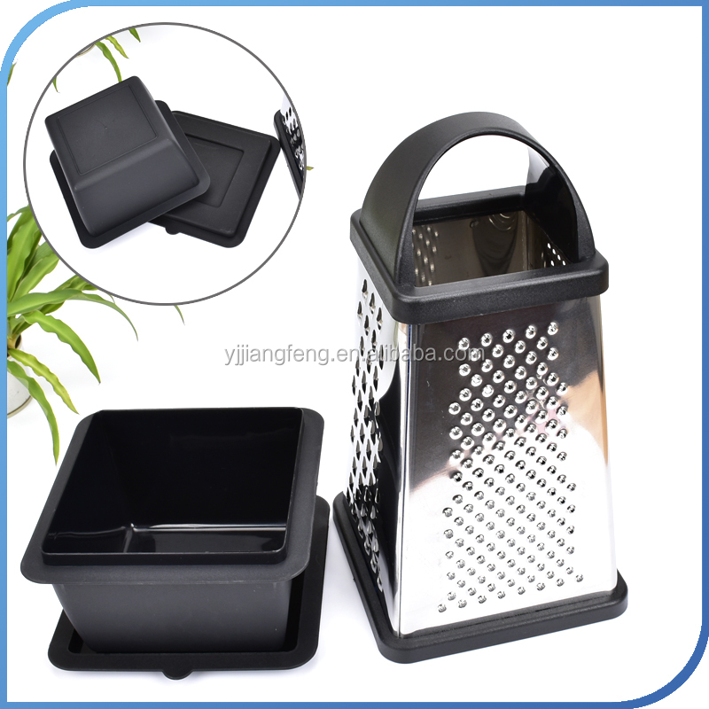2016 Best Seller Ultra Durable Stainless Steel Vegetable And Cheese Box Grater