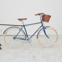 Sigle speed 700C vintage bike made of Cr-mo high quality city bike bicycle/cycle/pedicab for sale/cargobike GB3063
