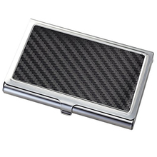 2016 high quality business stainless steel card case , wallet holder, credit card box