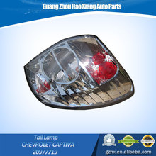 Auto Spare Parts Rear Left Tail Lamp LED Rear Light OEM 20977719 for Chevrolet Captiva