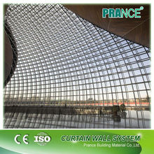 Wide selection Popular stone cladding system