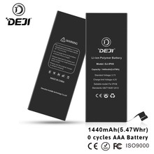 12 Years DEJI factory 100% original battery AAA quality for iphone iphone battery