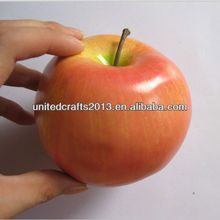 artificial fruit,artificial apple,home and office decoration fruits