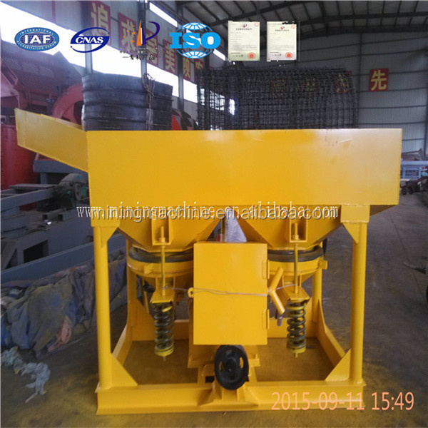 Metal Ore Jigger Machine, Mining Gold Jig Machine for Gold/Diamond Recovery