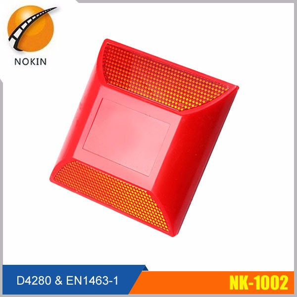 Epoxy + Quartz Sand singal-side/ double sides road safety reflector stud