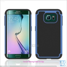 Two piece Hybrid Case For Samsung new phone 2015 Mobile Cover Case