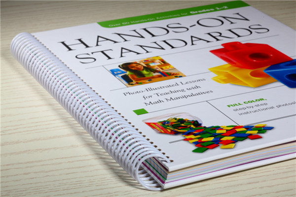 30 page colored composition 4 line branded Student English grammar exercise book
