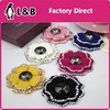 Beautiful Flower Shoe Accessories Shoe Buckle