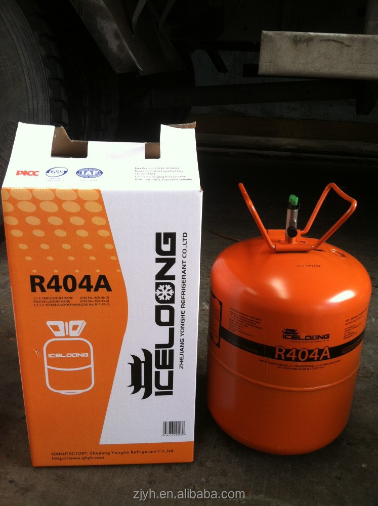 R404a газ