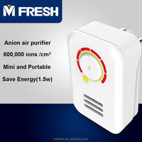 Mfresh YL-100E plug in negative ionizing air purifier by anion type