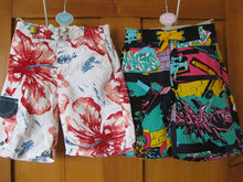 JIAEN SSS 442 beach shorts with sublimation print