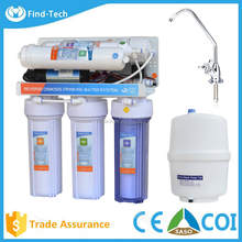 RO and UF water purification system/ home use pure water production machine/reverse osmosis direct drinking with ro mebrane