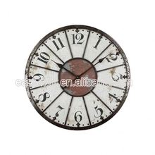 Excellent Quality Custom-Tailor Iron Diy Sticker Wall Clock 2016