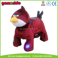 AT0603 riding horse toy animal stuffed ride hot selling childern scooter