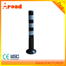 aroad 750mm Traffic PVC Lane Divider with reflector