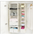 Fabric canvas Closet Hanging Organizer Shoe Storage Organizer