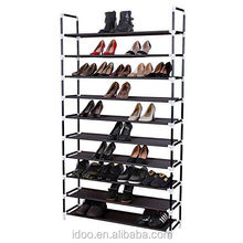 50 Pairs Non-woven Fabric shoe rack Shoe Tower Storage Organizer