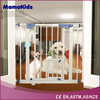 Non-toxic and environmentally friendly metal dog expandable pet fence