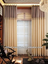 PVC ready made curtain