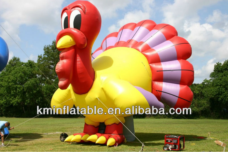 big turkey balloon