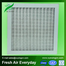 Quality products aluminium frame aluminium net air conditioning filter