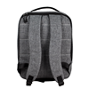 Nylon waterproof laptop backpack bags with usb port