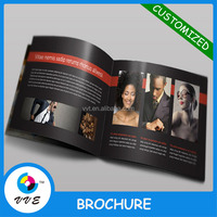 Fashion Colorful Magazine,Thickness Printing Brochure