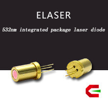 OEM design 532nm diode laser pointer with 30mw