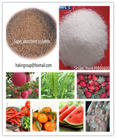 Super absorbent polymer for agriculture size30 20-40mesh