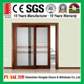 High quality marine grade PVDF apartment aluminum sliding doors