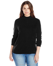 2016 BAIYIMO Femmes de Plus-Taille Pull <span class=keywords><strong>Col</strong></span> cheminée En Gros Made in China