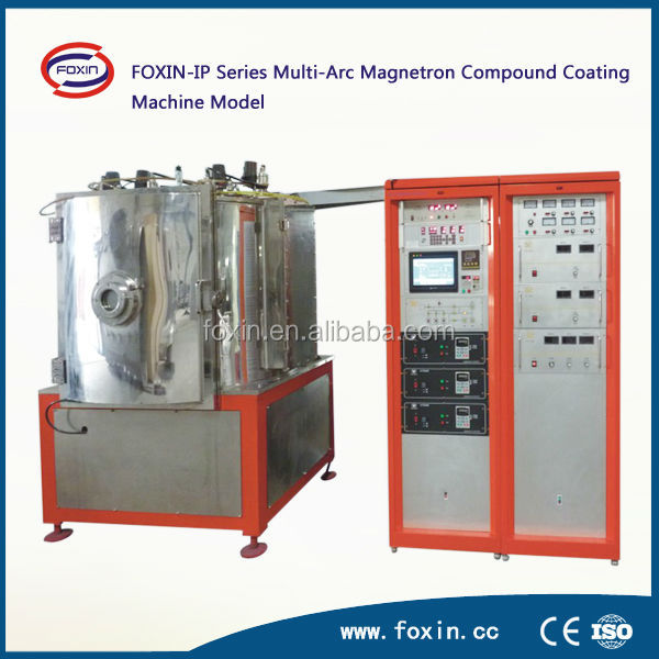 Vacuum Machine Micron Gold Plating
