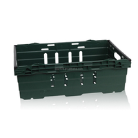 Durable Plastic Storage Basket For Supermarket