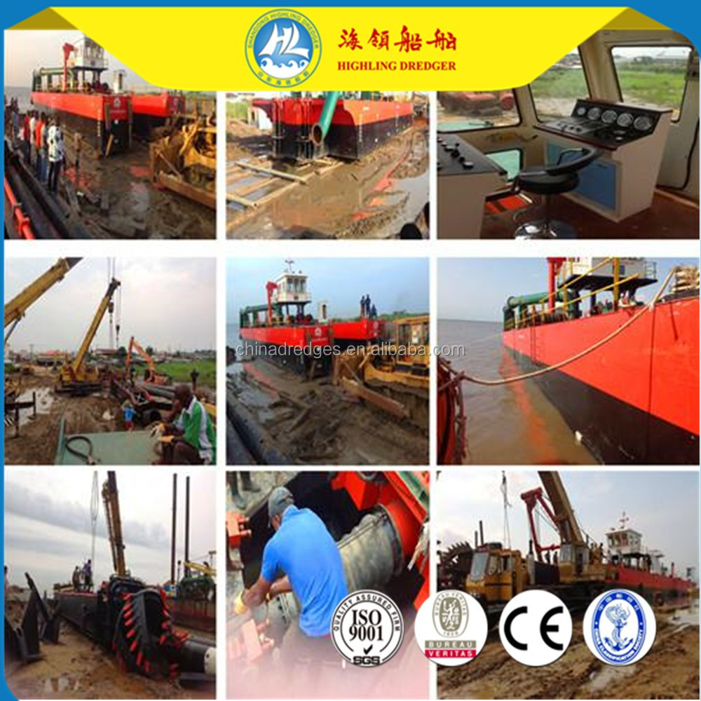 china small multi-function work boat for sale model HL-S240
