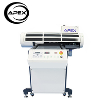 Apex a2 digital flatbed uv led printer machine printing