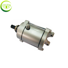 Hot Sale Factory Provide Quality 110cc Motorcycle Electric Starter Motor