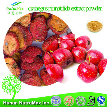 1kg - crataegus pinnatifida extract, hawthorn flavone powder,crataegus pinnatifida extract powder - Hot sale