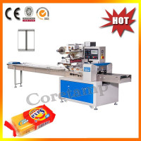 low price full automatic soap pillow packing machine