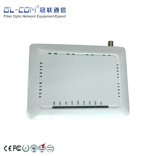 support 4*10/100/1000M gpon onu High speed data rate - up to 300Mbps with wifi catv gpon onu