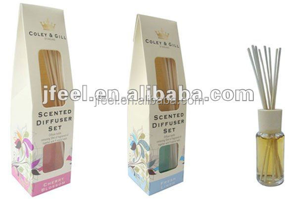 Rattan Reed Diffuser Set,Fragrance Reed Diffuser,Aroma Oil Diffuser