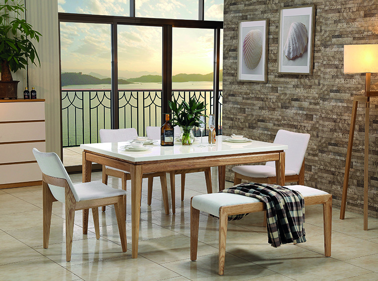 Dining room sets french style dining chair 6 seater modern dining tables